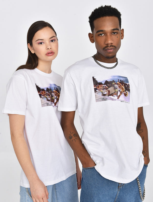 Halfpipe Graphic Tee