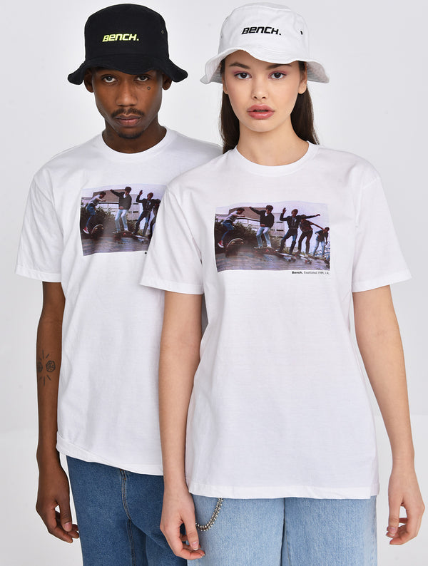 Skater Group Graphic Tee