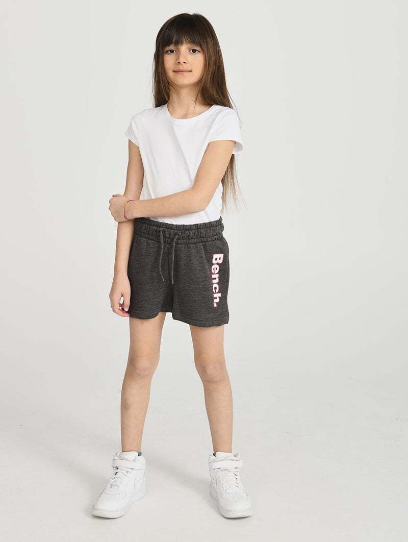 Girls's SWEAT SHORT SIDE LOGO - Bench