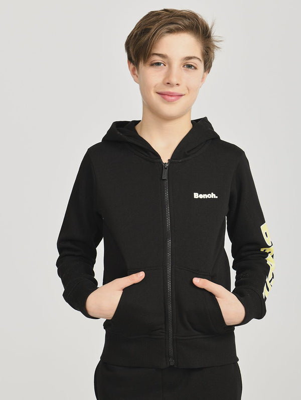 Boys's HOODY ZIP W/ ARM PRINT - Bench