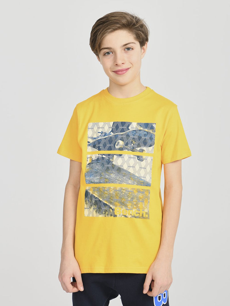 Boys's TEE WITH DIGITAL PRINT - Bench