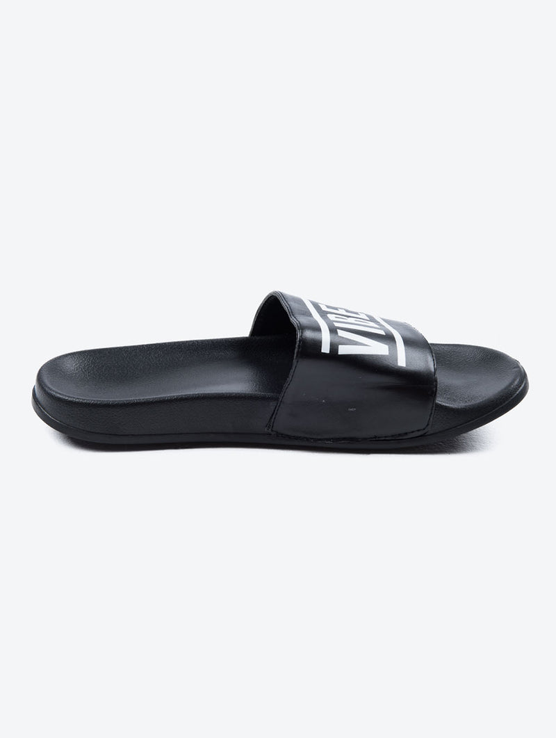 Accessory's Good Vibes Unisex Slides - Bench