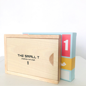 Brain Teaser Puzzle - The Small T1