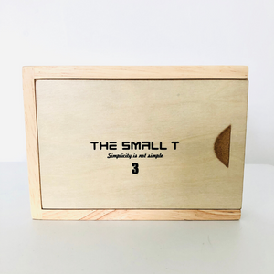 Brain Teaser Puzzle - The Small T3