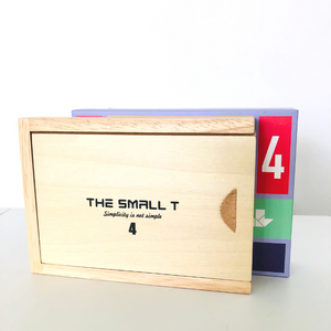 Brain Teaser Puzzle - The Small T4