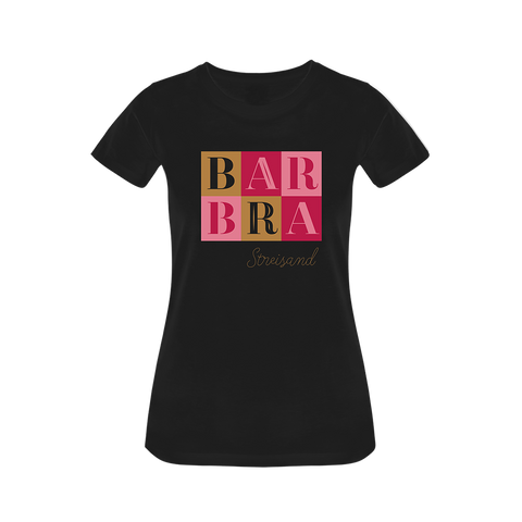 BARBRA Blocks T-Shirt