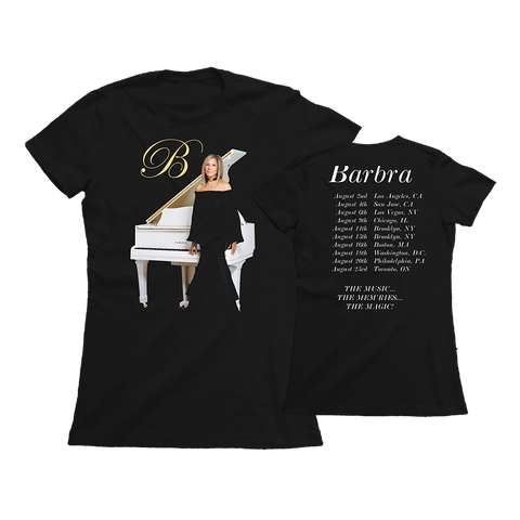 White Piano T-Shirt