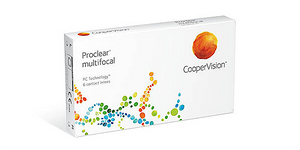 Proclear Multifocal (Monthly) (6 pack)