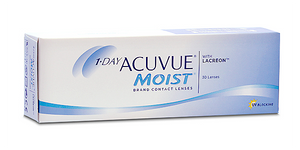 Acuvue 1 Day Moist (30 Pack)