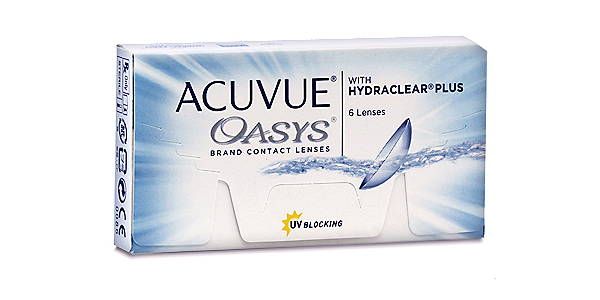 Acuvue Oasys (2 weekly) (6 Pack)