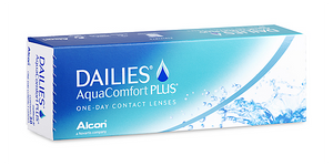 Dailies Aqua Comfort Plus (30 pack)