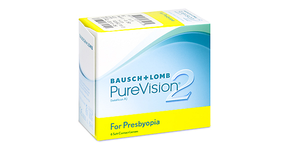 Purevision 2 Multifocal (monthly) (6 pack)