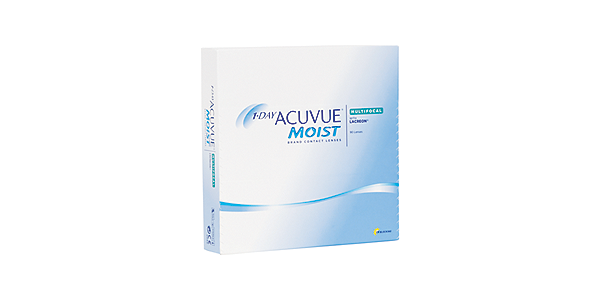 Acuvue 1 Day Moist Multifocal (90 pack)