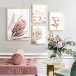 Load image into Gallery viewer, Flowers Wall Art Peony Posters Floral Art Print Rose Canvas Painting🌷