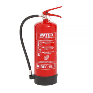 Firechief XTR 6l Water Extinguisher