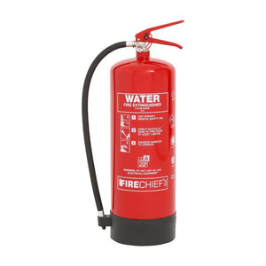 Firechief XTR 9l Water Extinguisher