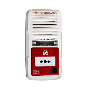 Firechief Sitewarden RF Site Alarm