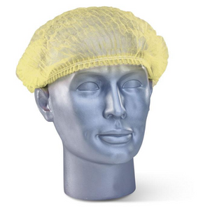 Disposable Mob Cap Yellow