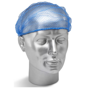 Disposable Hairnet Blue