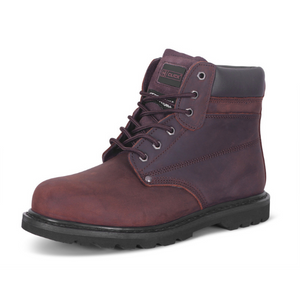 Click Goodyear Welted 6 Inch Boot Brown