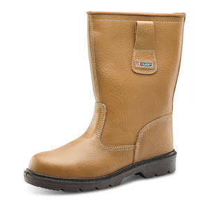Rigger Boot Unlined Tan (50% Off Today Only)