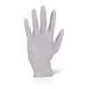Latex Examination Gloves Powder Free White
