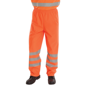 Bseen PU Overtrousers Orange