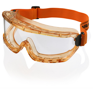 B-Brand Premium Unvented Goggles Orange