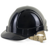 Comfort Vented Safety Helmet Black