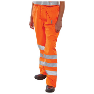 Birkdale Trousers Orange EN ISO20471