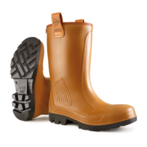 Purofort Rigair Full Safety Rigger Boot Tan