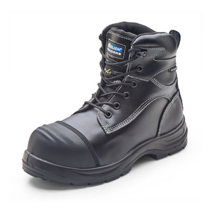 Click Traders Trencher Boot Black
