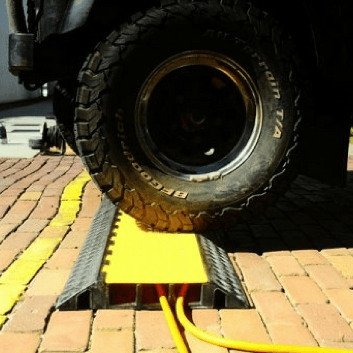 Heavy Duty Industrial Cable Ramps