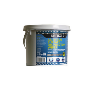 Antiviral Surface Wipes Bucket