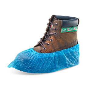 Disposable Overshoe Blue