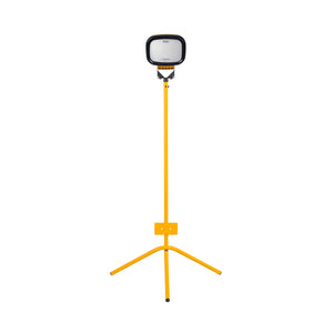LED3000S Single With Fixed Leg Tripod