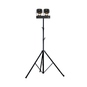 Defender LED 3000 Twin LED Aluminium Mast 110V