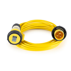 IP67 110v 1.5mm 16A Extension Lead - 14m, 22m