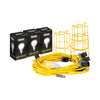 Defender 22M ES LED Festoon Kit (GLS Style Bulb) 110V 100W