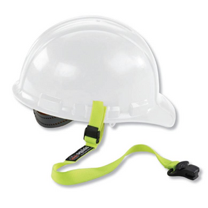 Elastic Hard Hat Lanyard-clamp