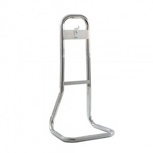 Firechief Tubular Single Stand - Chrome