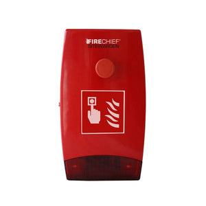 Firechief Sitewarden Push Button Site Alarm