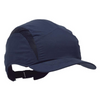 Hc24 First Base 3 Cap Black Reduced Peak Navy Blue
