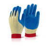 Kevlar Latex Gloves Large