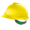 V-gard Safety Helmet Yellow