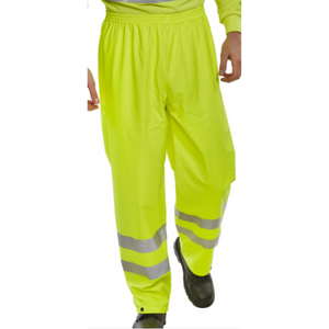 Bseen PU Overtrousers Saturn Yellow