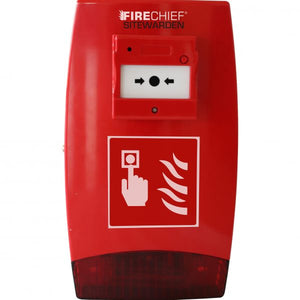 Firechief Sitewarden Call Point Site Alarm