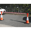 Tidi-Cable Cone Barrier Tape - Tidi-Cable Products
