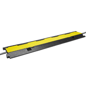 1 Channel Small Cable Protector Ramp - Tidi-Cable Products