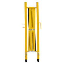 Load image into Gallery viewer, Expandable Temporary Scissor Barrier 2.7m - Tidi-Cable Products
